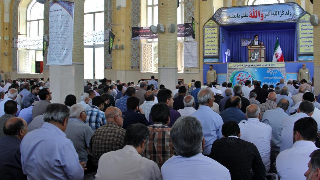 نماز جمعه کرج