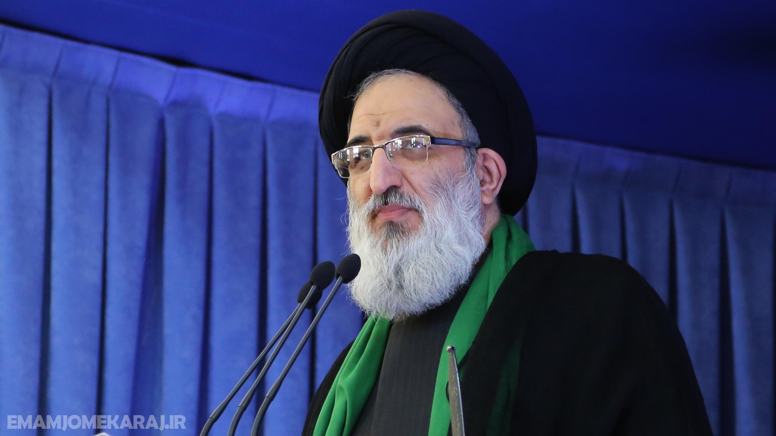آمریکا بزرگترین ناقض حقوق بشر است / طراحی جدید دشمن تخریب و هجمه به رهبر انقلاب اسلامی است