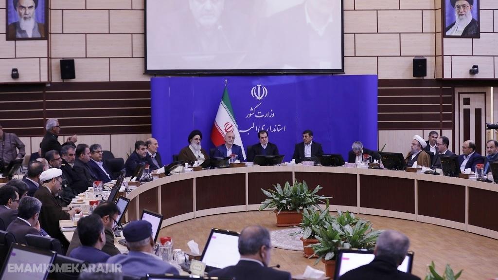 توصیه امامجمعه کرج به استاندار جدید؛ مقابل رانتخواران بایستید