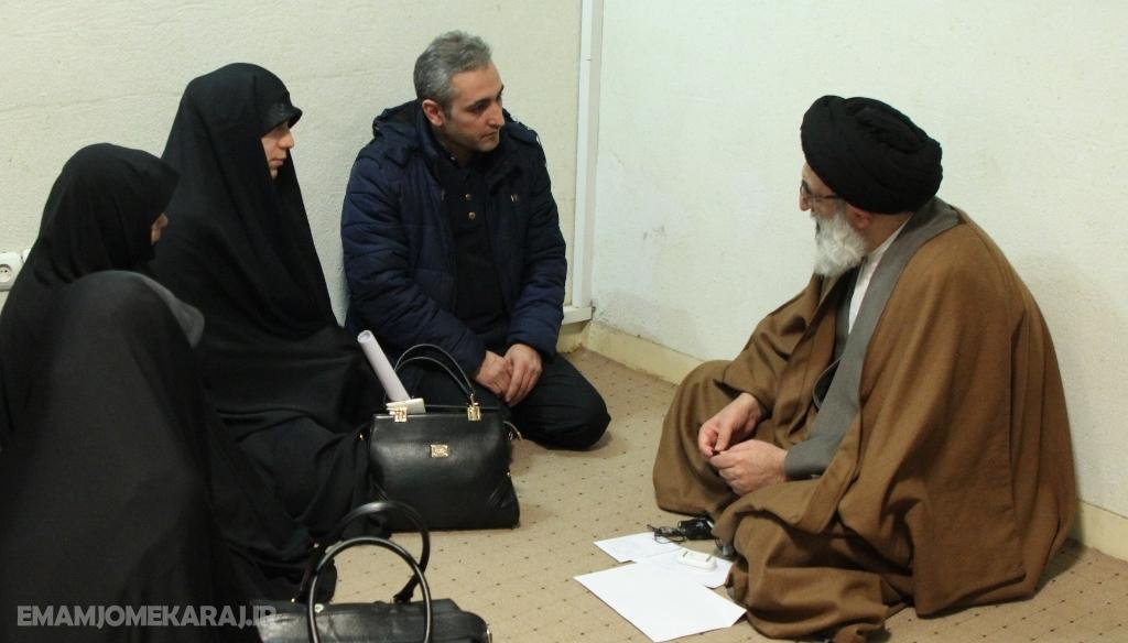 ملاقات عمومی نماینده ولیفقیه در استان با مردم شریف البرز