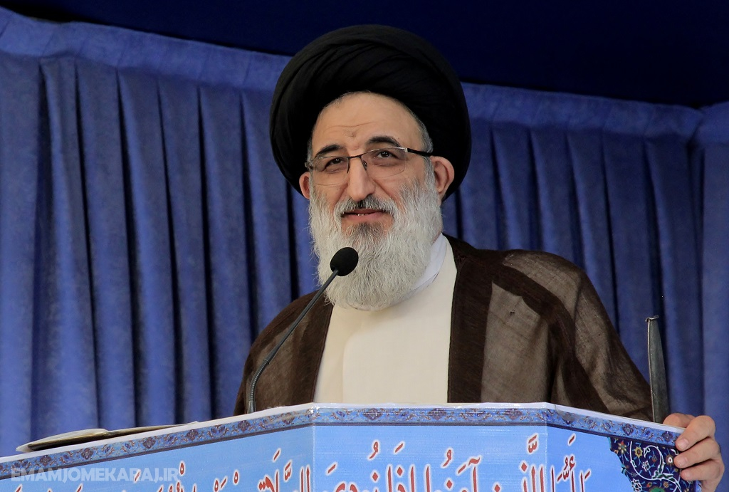 صوت خطبههای نماز جمعه بیست و هفتم اردیبهشتماه شهرستان کرج