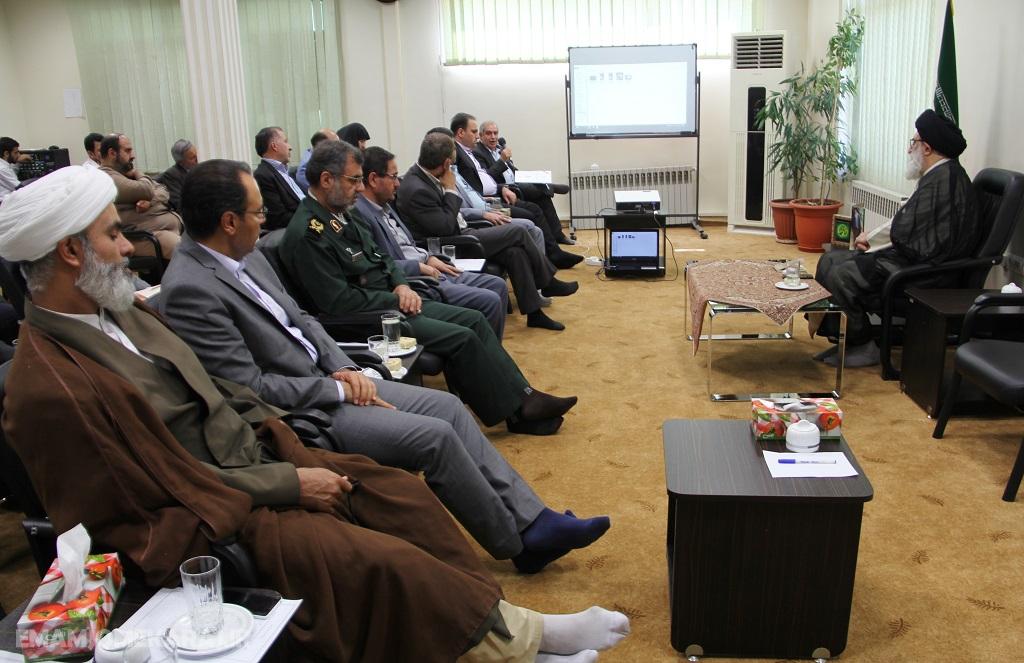 چهل و نهمین جلسه شورای فرهنگ عمومی البرز برگزار شد