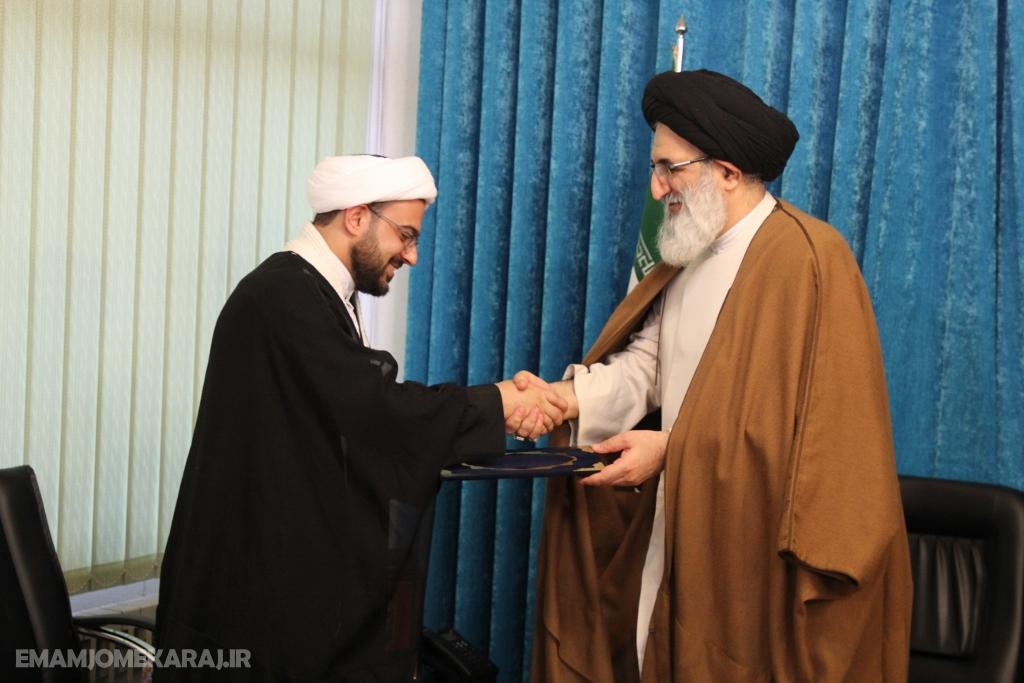 انتصاب حجتالاسلام حمید اکبر نژاد به مدیریت اجرائی در امور قرآنی استان البرز