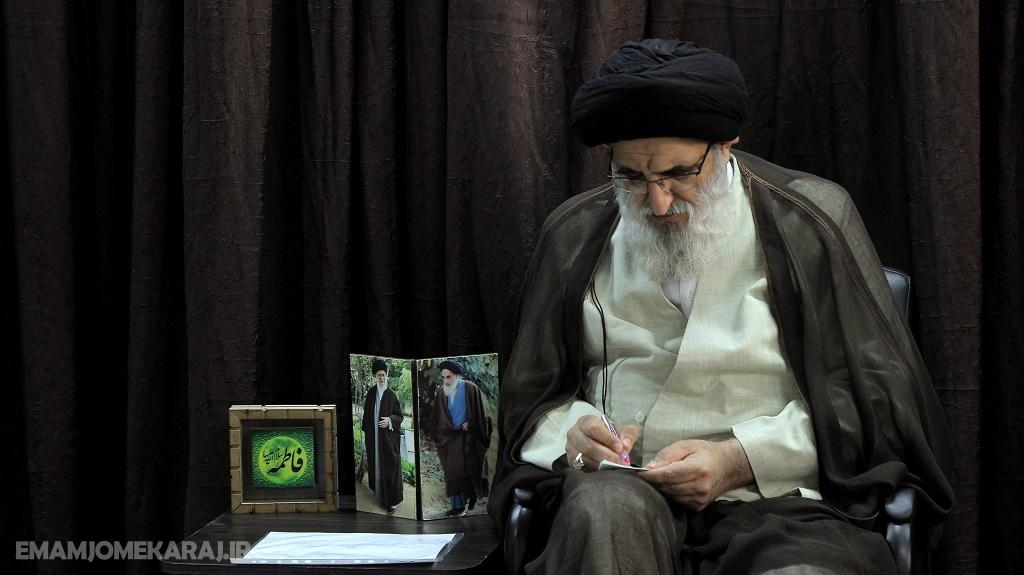 بعضی ناجوانمردانه به باورها حمله میکنند/ با توکل به خدا و مدد اهلبیت کرونا را شکست میدهیم / کرونا تأثیری در اراده ملت ایران ندارد