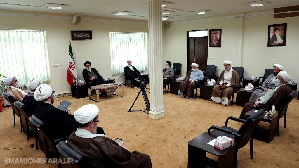 جلسه شورای سیاستگذاری امور مساجد استان البرز برگزار شد