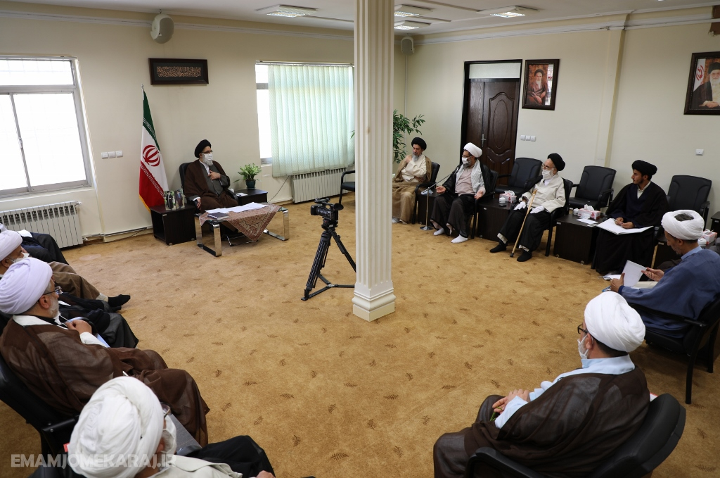 جلسه شورای سیاستگذاری امور مساجد البرز برگزار شد