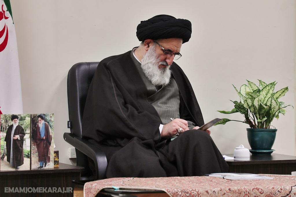 پیام تسلیت نماینده ولیفقیه در البرز در پی ترور دانشمند هسته ای شهید محسن فخری زاده