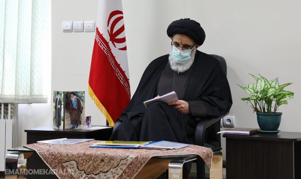 پیام تسلیت نماینده ولیفقیه در البرز در پی درگذشت سردار حجازی