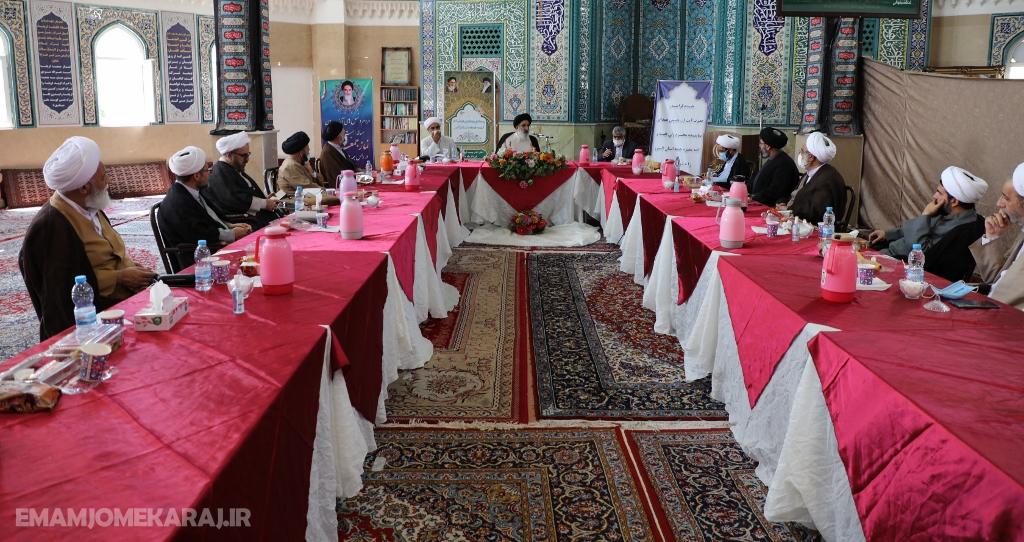 سفر یکروزه نماینده ولیفقیه در استان البرز به شهر گرمدره